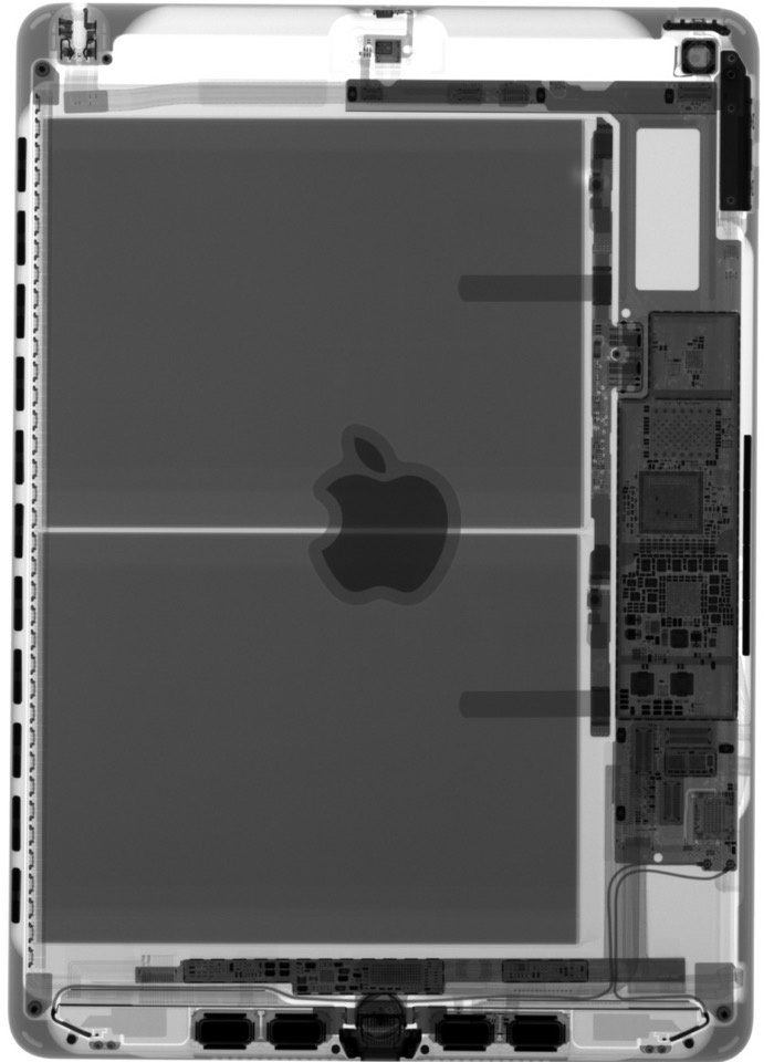 Gyakorlatilag az iPad Air 1 testvérének tekinthető az iPad néven piacra  került 91e7b34d66